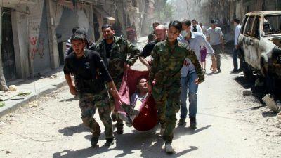 सीरिया में आईएसआईएस का कहर जारी, 41 जवानों को उतारा मौत के घाट