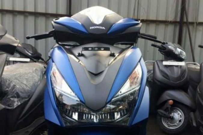 Photos of this Honda scooter leak, you can book by paying Rs 2000