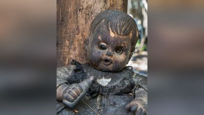 This island of Mexico is full of dangerous dolls like Annabel