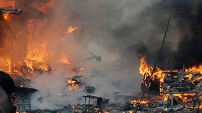 विस्फोट से एक बार फिर दहल उठा सीरिया