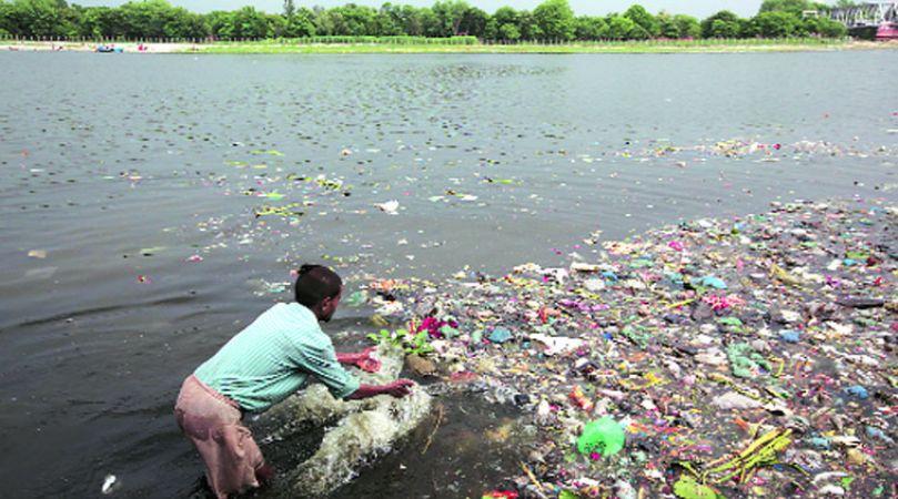 गंगा दुनिया की सबसे प्रदूषित नदियों में से एक WWF की रिपोर्ट