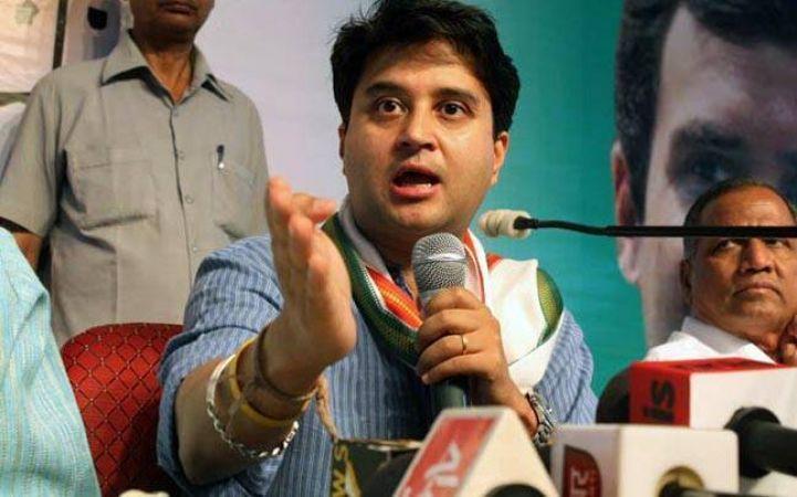 बीजेपी विधायक के बेटे ने दी ज्योतिरादित्य सिंधिया को गोली मारने की धमकी, माँ खुद ले गई पुलिस स्टेशन