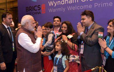 चीन में PM मोदी का जगजीत सिंह की इस गजल से हुआ स्वागत
