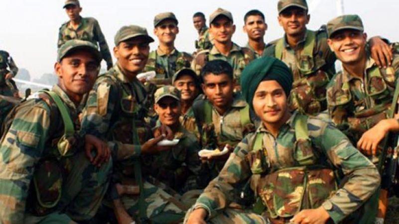10वीं पास के लिए राष्ट्र सेवा का सुनहरा मौका, भारतीय सेना में करें आवेदन