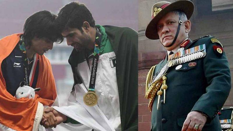 अगर पाकिस्तान आतंकवाद रोके तो हम भी 'नीरज चोपड़ा' बन जायेंगे : आर्मी चीफ बिपिन रावत