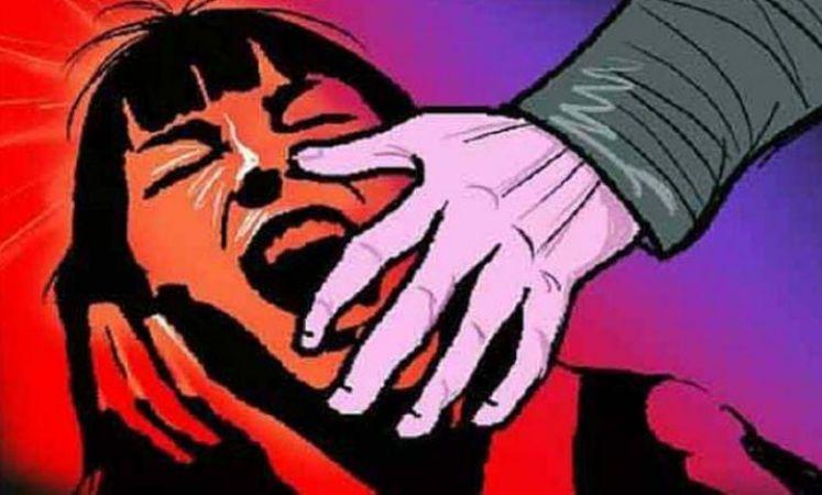 हैवानियत,13 साल की बच्ची के साथ सामूहिक बलात्कार