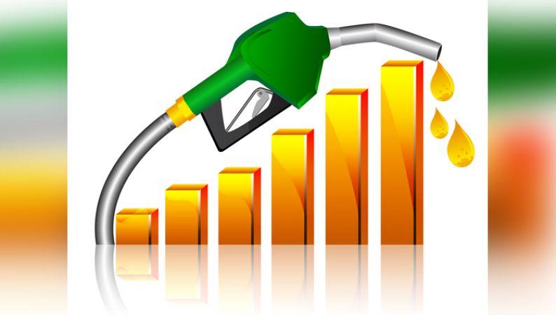 आज फिर बढ़े पेट्रोल-डीजल के दाम, जानकर हो जाएंगे हैरान