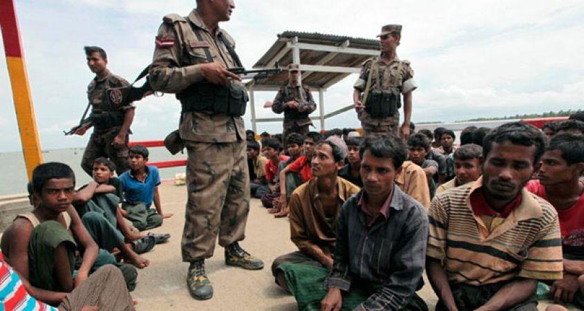 म्यांमार में रोहिंग्या मुस्लिमों की मुश्किलें बढ़ी, सरकार ने अंतरराष्ट्रीय कोर्ट का भी आदेश किया खारिज