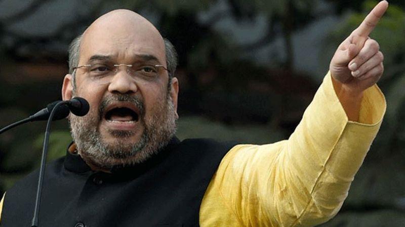 बीजेपी की कार्यकारिणी बैठक में गरजे अमित शाह, कहा भाजपा को कोई पराजित नहीं कर सकता