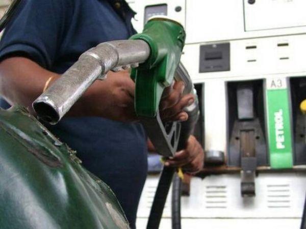 आज फिर बढे पेट्रोल डीज़ल के दाम
