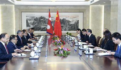 अब चीन के रास्ते व्यापार करेगा नेपाल, भारत पर निर्भरता ख़त्म