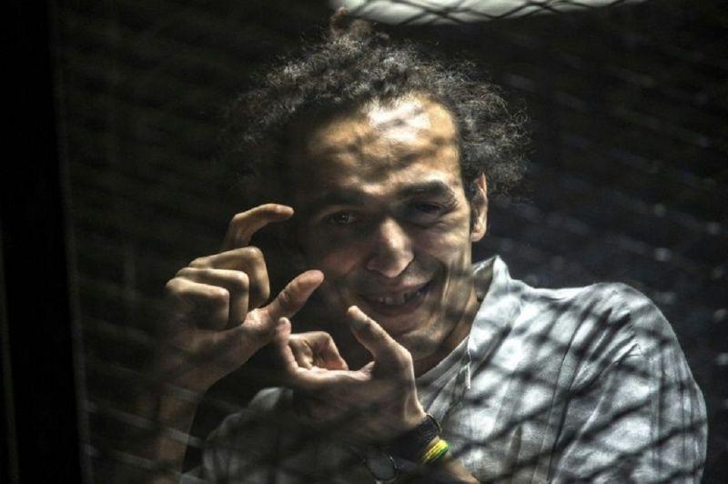 इजिप्ट के फोटो जर्नलिस्ट को हुई 5 साल की जेल