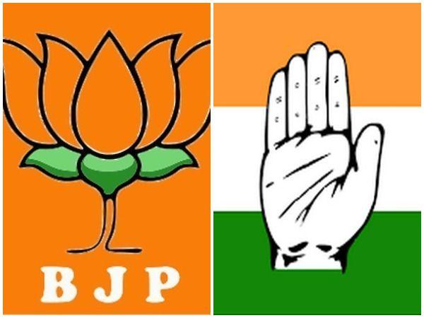 तेलंगाना में टीआरएस को हराने के लिए साथ आए बीजेपी-कांग्रेस