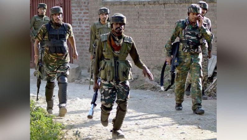 जम्मू-कश्मीर: सेना और आतंकियों के बीच मुठभेड़, 2 आतंकी हुए ढेर