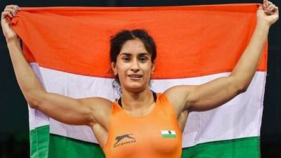 Gold medalist Vinesh phogat says Indian Coaches are nor good enough to produce Olympic Champions