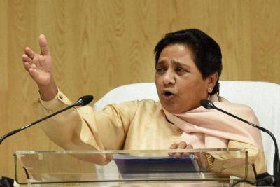 महागठबंधन की गाँठ खुली, मायावती ने बताया कांग्रेस-बीजेपी को एक जैसा