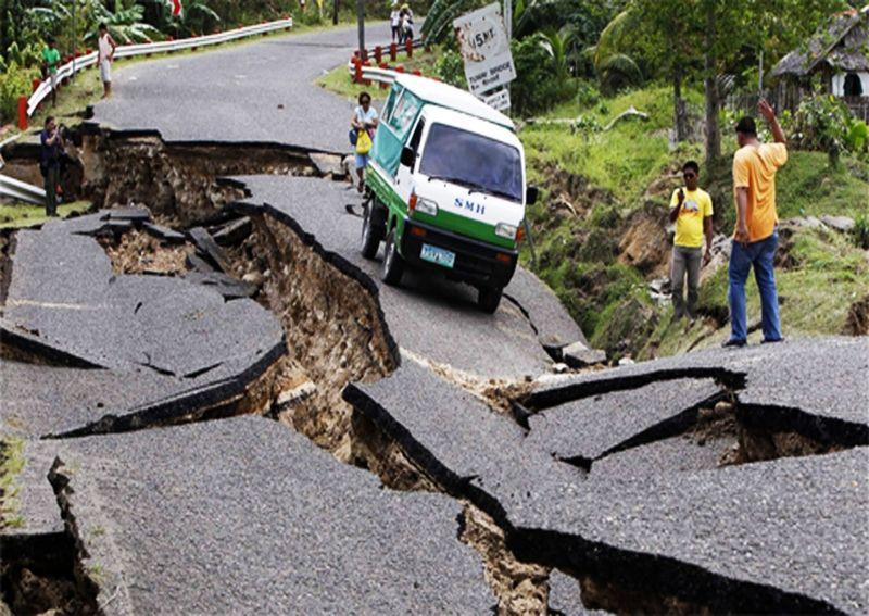 खतरे की घंटी : दो दिन में देश के पांच बड़े राज्यों में भूकंप के झटके