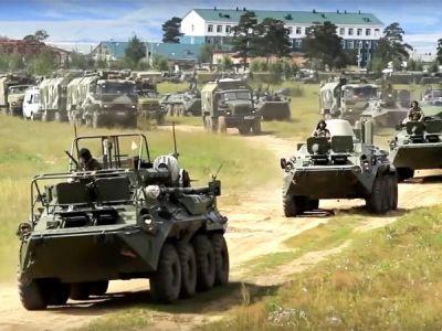 चीन ने रूस शुरू किया अब तक का सबसे बड़ा युद्धाभ्यास,  3 लाख जवान ले रहे हैं हिस्सा