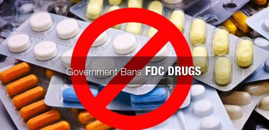 केंद्र सरकार का बड़ा फैसला, सेरिडॉन समेत 328 दवाओं पर लगा बैन