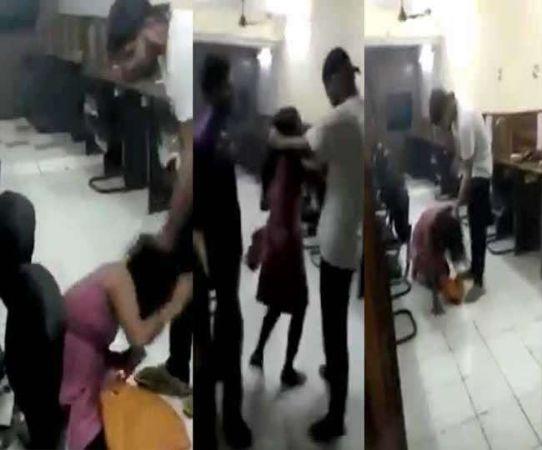 दिल्ली पिटाई वीडियो का सामने आया सच, पीड़िता ने बताई आपबीती