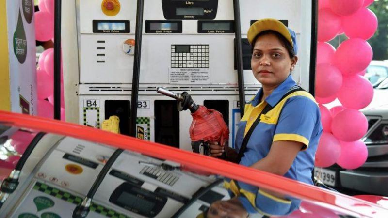 नहीं थम रही पेट्रोल और डीजल की कीमतें, आज फिर आया बड़ा उछाल