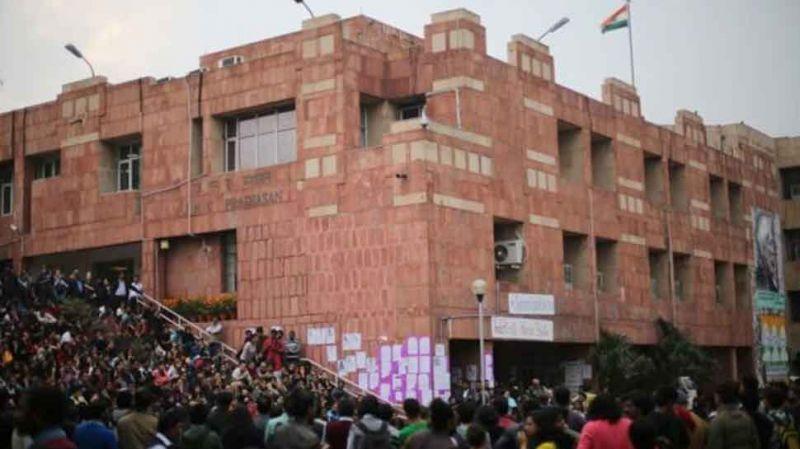 JNU : चुनाव नतीजों के बाद हिंसा भड़की, पार्टियों ने लगाया एक-दूसरे पर आरोप
