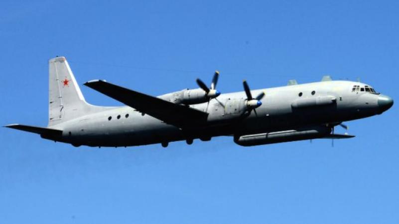 14 सैनिकों से सवार रुस का विमान सीरिया के भूमध्यसागर से हुआ लापता