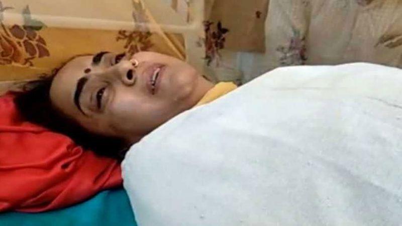यूपी : पूर्व मंत्री संगीता यादव को जलाने के आरोप में ससुर गिरफ्तार