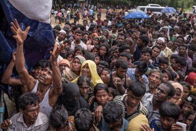 भारत ने शरणार्थी रोहिंग्या की मदद के लिए फिर भेजी बड़ी राहत सामग्री