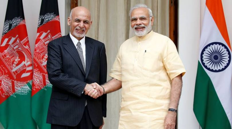 अफगानी राष्ट्रपति अशरफ गनी और पीएम मोदी ने की बैठक, कई अहम् मुद्दों पर हुई चर्चा