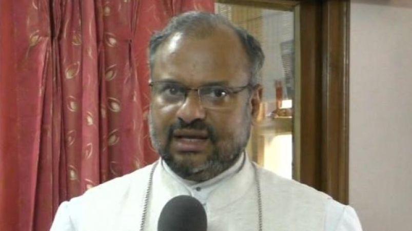 Kerala Nun Rape Case: Local court sent Bishop Franco Mulkkal for 3-day police custody