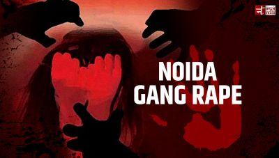 Noida :Girl's gangraped in moving car