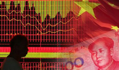 कर्ज के मामले में पाकिस्तान की राह पर चीन, ढाई हज़ार अरब डॉलर हुआ कर्ज