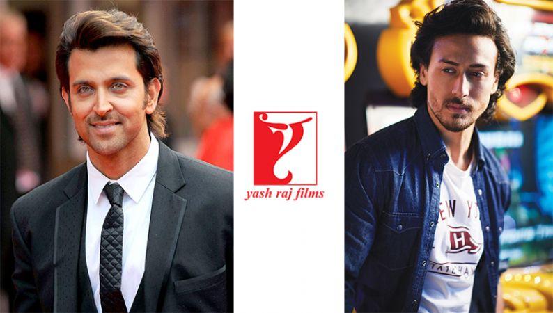 Hrithik Roshan, Tiger Shroff in Yash Raj Films' next