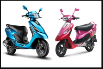 scooty pep plus launch in bs6 engine with features and variants news in hindi sc99 nu892