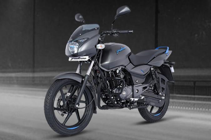 Bajaj Pulsar 150 DTS-i 2018 twin disc Bike Photos - Overdrive