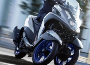 Yamaha Tricity 155 three-wheel scooter launched, know amazing features