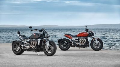2020 Triumph Rocket 3 Bike Will make Customers Crazy, Features Will Make Surprised