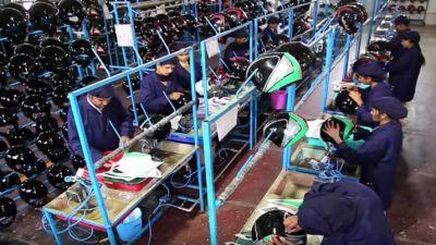 Helmet maker Steelbird offers to set up a plant in Jammu & Kashmir