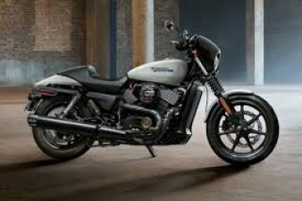 Harley Davidson Street 750 available at this cheap price