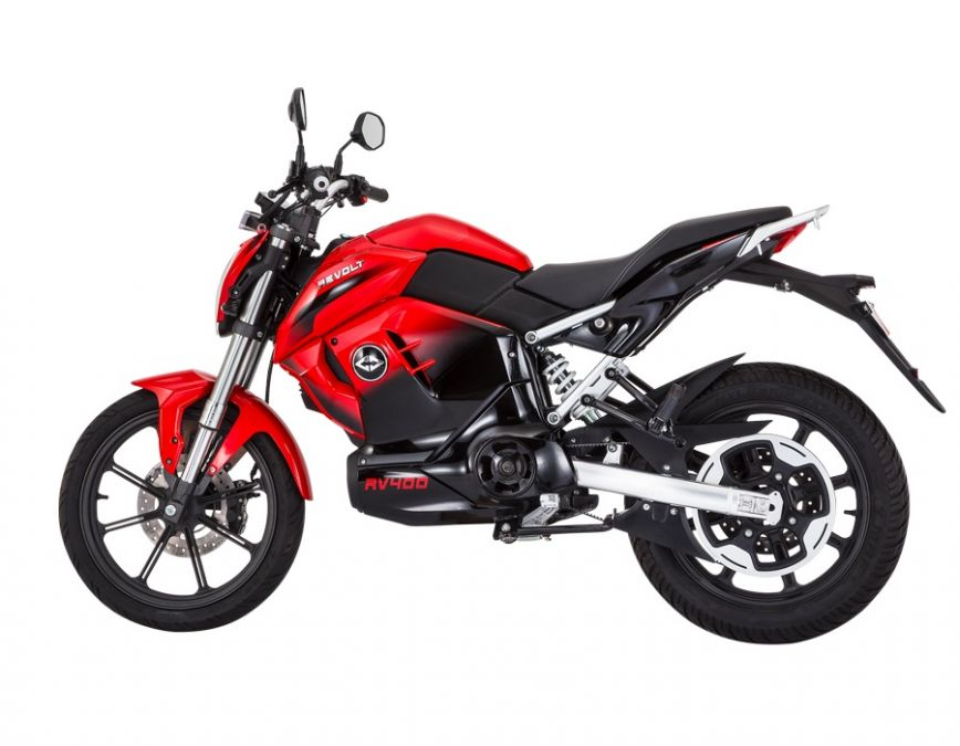 The bike's mileage is 156 km, Rs 1000 to book