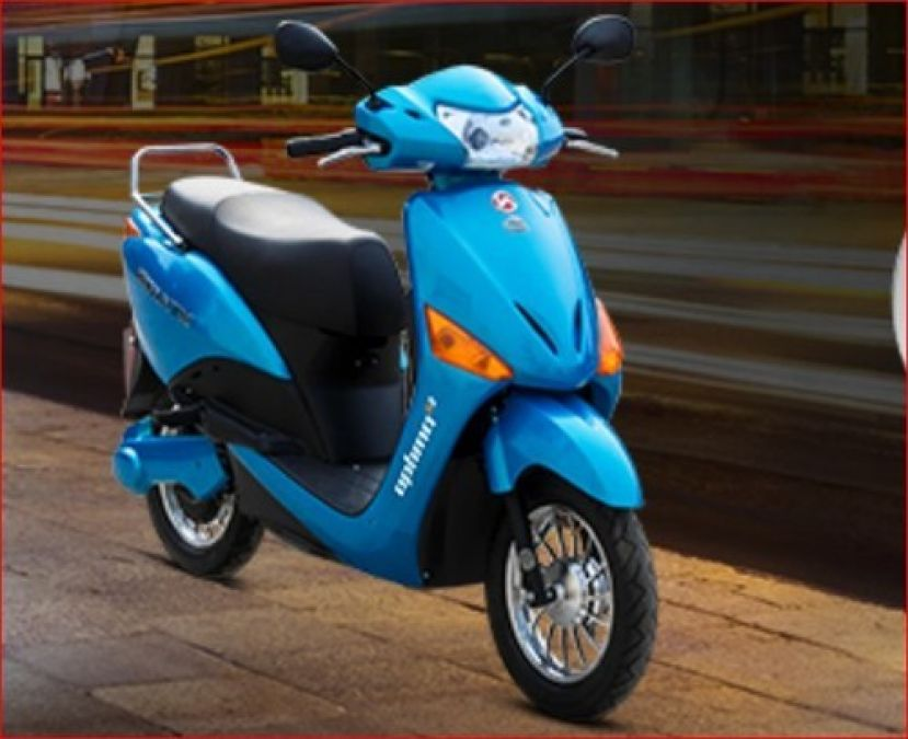 Paytm offering Rs 10,000 cashback on purchase of Hero's electric scooter