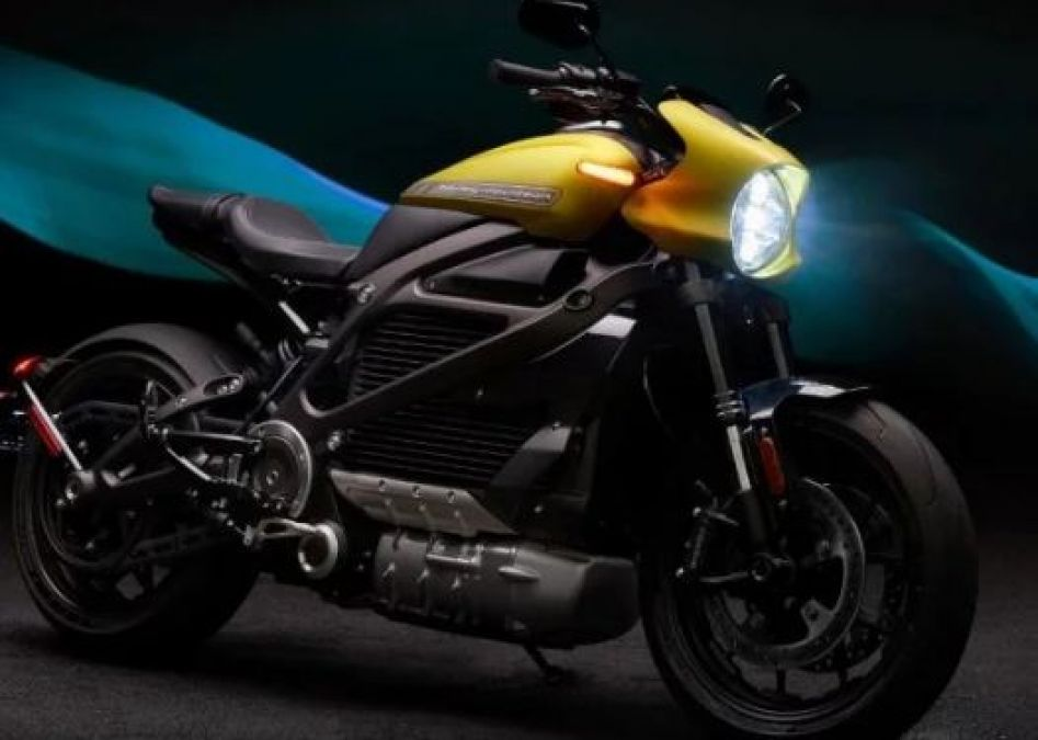 Harley-Davidson LiveWire Electric Bike To Be Unveiled on  27 August in India