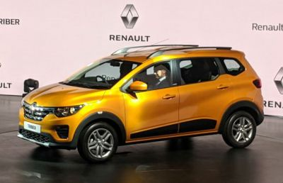 This Day Renault Triber Will Launch, Booking Will Start Soon