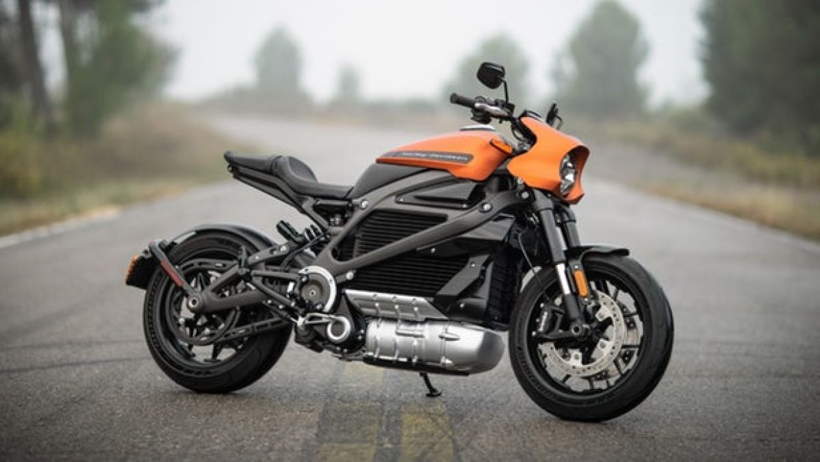 Harley-Davidson electric bike LiveWire to be Unveiled in India on August 27