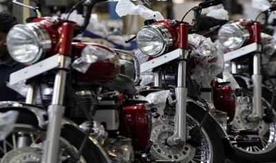 Now purchase your favourite gleaming Royal Enfield Bullet, just pay half price!