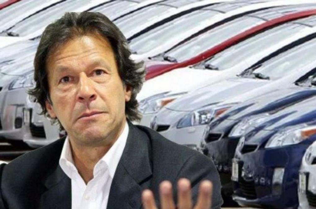 पाकिस्तान का ऑटो सेक्टर हुआ बेहाल, अर्थव्यवस्था हुई बहुत सुस्त