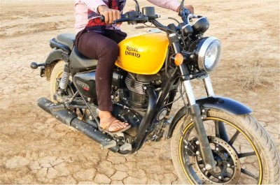 Royal Enfield launches powerful motorcycle in the market