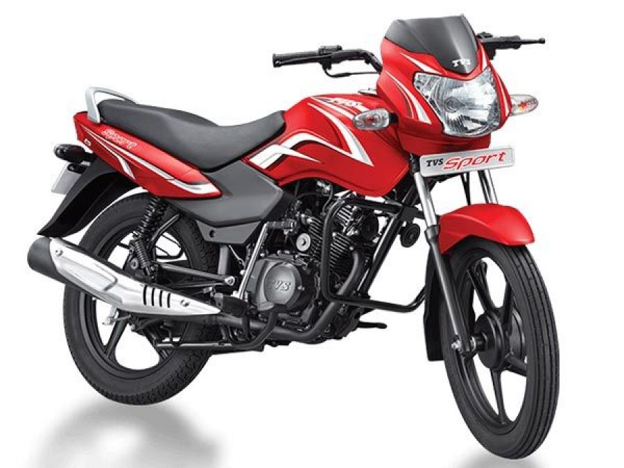 TVS Sport: Launch with New look in Sri Lanka, Here's Mileage