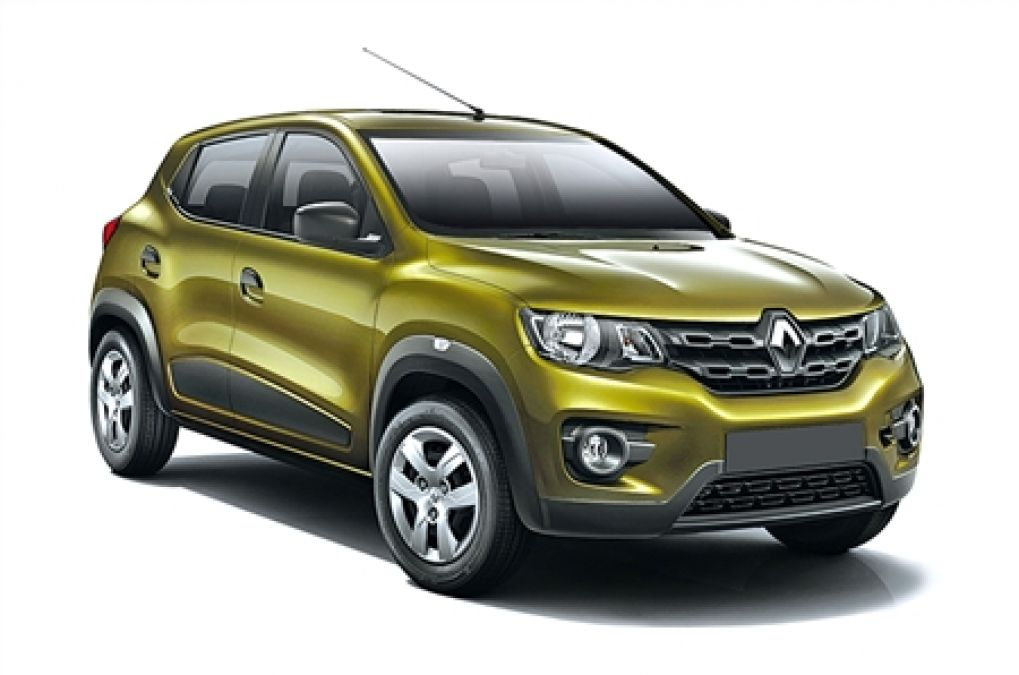 On just Rs 3333, bring home Renault kwid